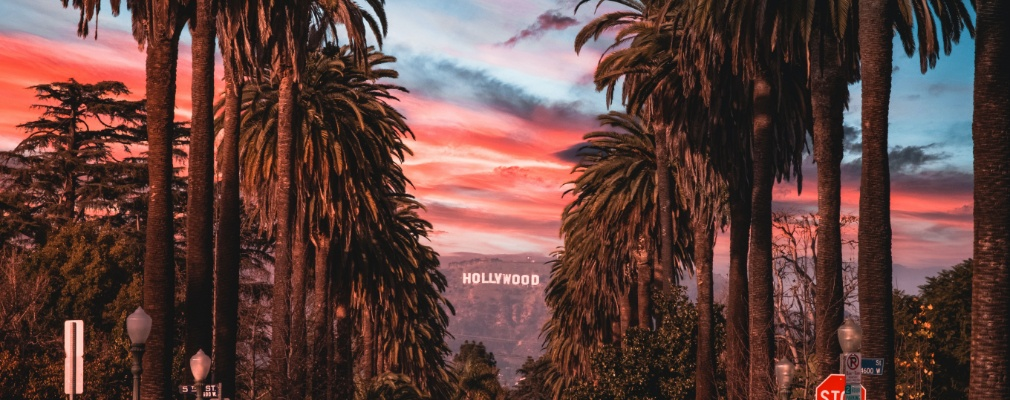 Hollywood-letters