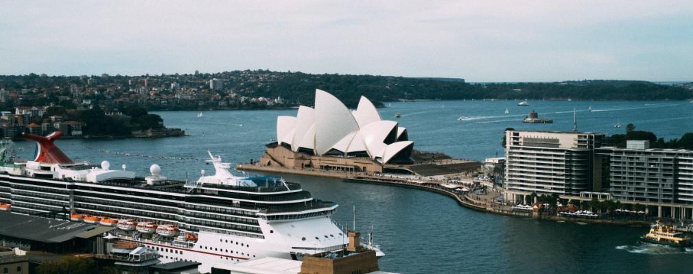 Cruise Sydney