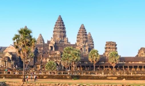 Visum Cambodja
