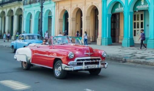 Visum Cuba