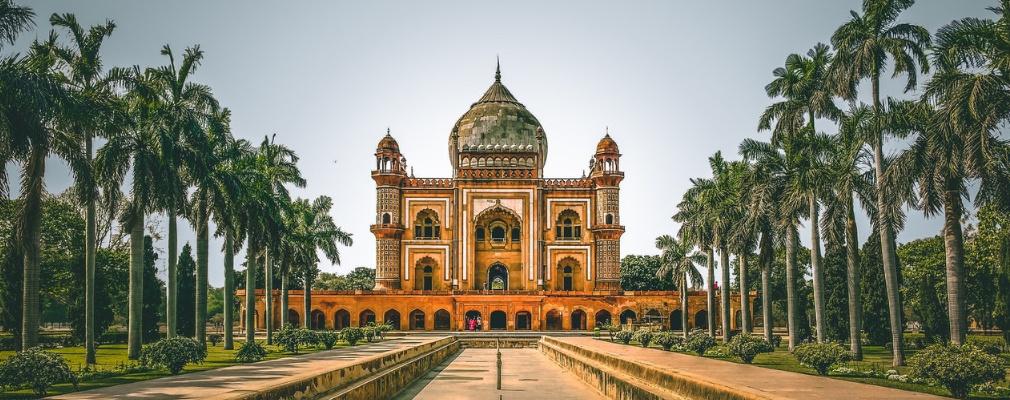 Tempels in India