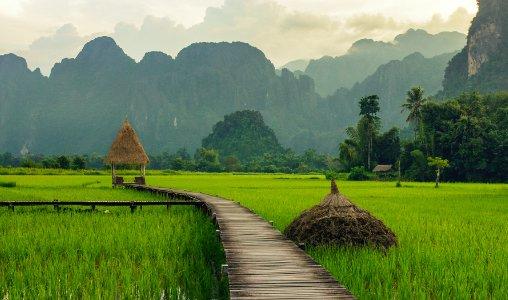 Visum Laos