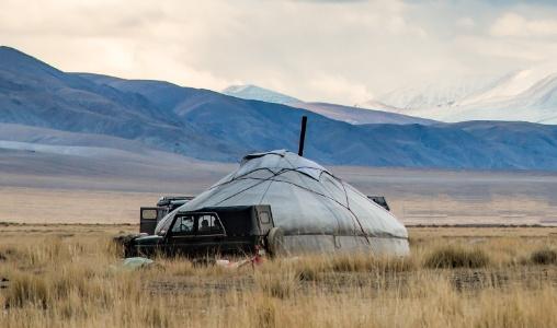 Visum Mongolië