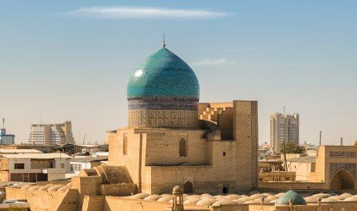 Visum Oezbekistan