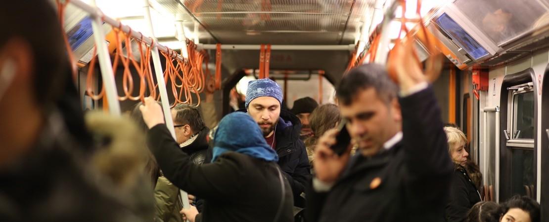 Metro in Turkije